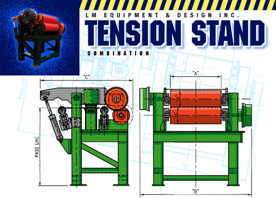 Tension Stand Combination