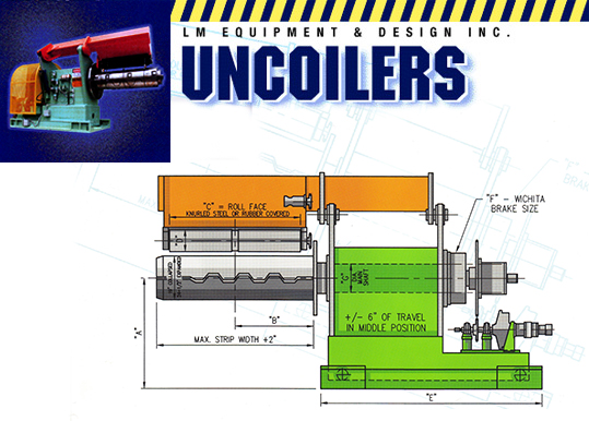 Uncoilers